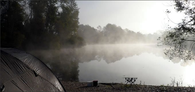 Napoleon Lakes – Carp Lakes France Carp Fishing North East